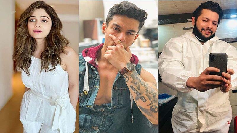Bigg Boss 15: Shamita Shetty Loses Cool At Pratik Sehajpal And Nishant Bhat, Shuts Them Up With Her Befitting Replies