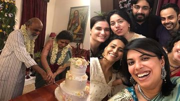Swara Bhasker Surprises Her Parents With A Musical Night On Their 35th Wedding Anniversary