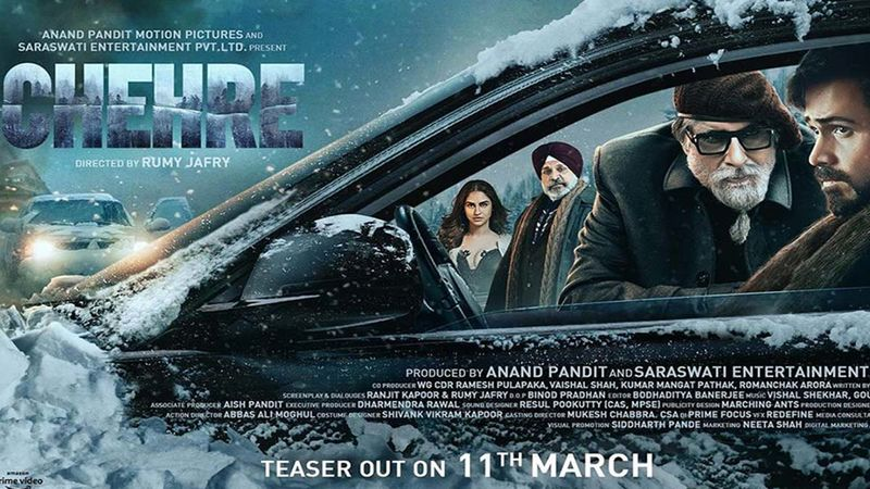 Chehre Teaser Out: Amitabh Bachchan, Annu Kapoor And Emraan Hashmi Starrer Revolves Around Crime And Guilt; Rhea Chakraborty Is MIA