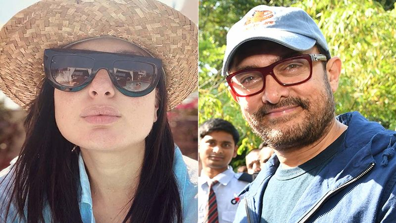 Happy Birthday Aamir Khan: Laal Singh Chaddha Co-Star Kareena Kapoor Khan Drops An Unseen Pic From The Movie With A Sweet B