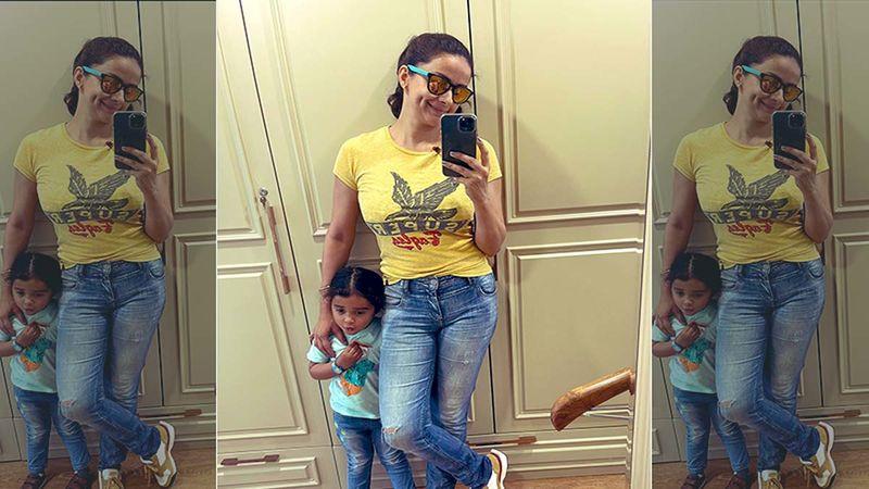 After Navya Naveli Nanda, Gul Panag Sports Ripped Jeans Reacting To Uttarakhand CM's Comment Against Women Sporting The Garment
