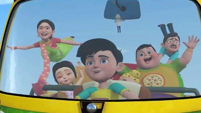 Taarak Mehta Ka Ooltah Chashmah Gets An Animated Twist; Tapu, Jethalal, Daya And Bapuji Get New Avatars