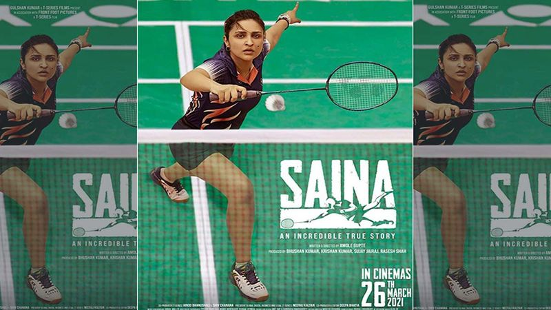 Parineeti Chopra Starrer Saina Gets LEAKED Online On The Same Day Of Its Theatrical Release, Movie Falls Prey To Piracy