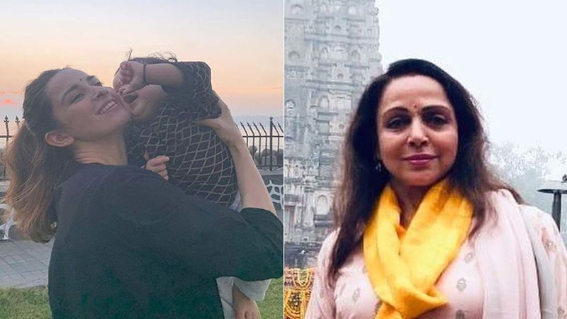 New Mommy Ekta Kaul Pens A Note For Hema Malini As Her Son Takes His First Steps While Watching Sholay: 'Ved Started Walking Towards The Screen To Save You'