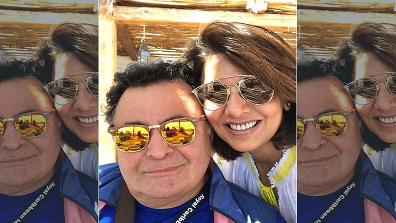 Rishi Kapoor's First Death Anniversary: Going Back To The Time When Neetu Kapoor Posted 'End Of Our Love Story'