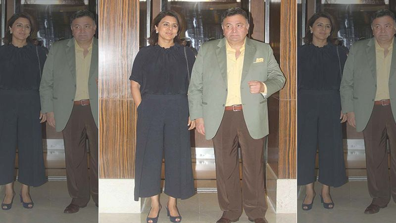 Rishi Kapoor Death Anniversary: Emotional Neetu Kapoor Writes 'He Was An Extension Of Our Existence'