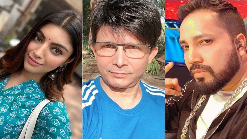 Akanksha Puri Slams KRK For His Comments On Salman Khan, Appreciates Mika Singh For His Hard Hitting Reply