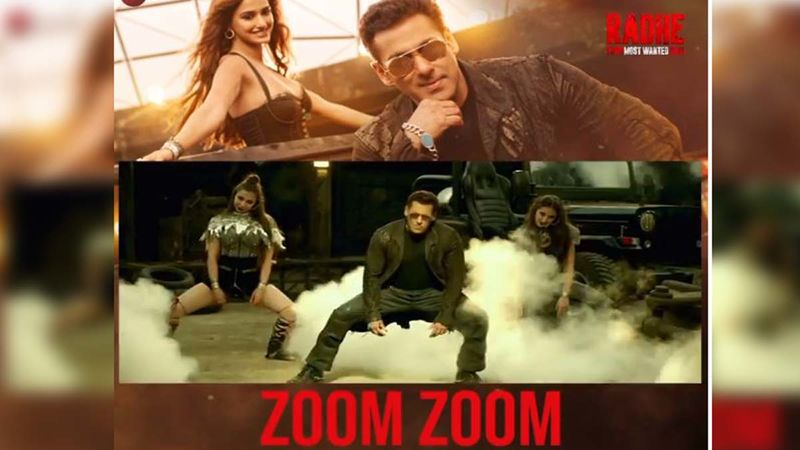 Radhe: Your Most Wanted Bhai, Zoom Zoom Teaser Out: Salman Khan And Disha Patani's Upcoming Track Is Fun, Groovy And Addictive
