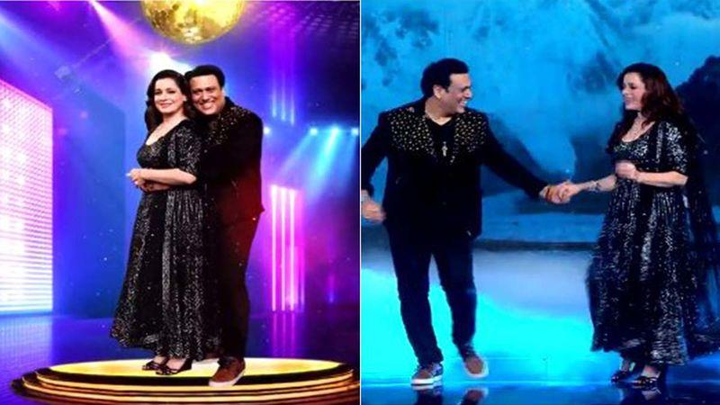Super Dancer Chapter 4: Govinda And Neelam Kothari Dance On Song 'Aap Ke Aa Jane Se' As They Reunite After 20 Years-WATCH Video