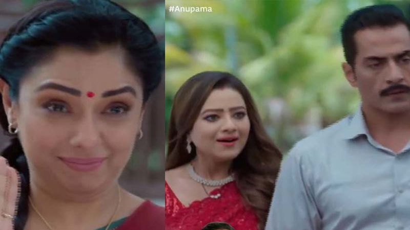 Anupamaa Spoiler Alert: Rupali Ganguly's Character Recovers From Her Illness, Sudhanshu Panday And Madalsa Sharma Reach Shah Residence