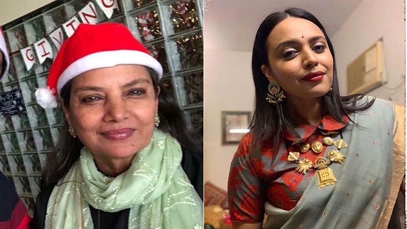 Shabana Azmi Shares A Snap With British Star Emma Thompson, Swara Bhasker Calls Them 'Legends'