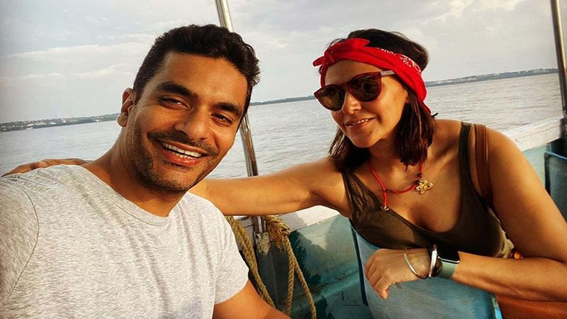 Neha Dhupia, Angad Bedi Announce Second Pregnancy; Say 'Waheguru Mehr Karey'