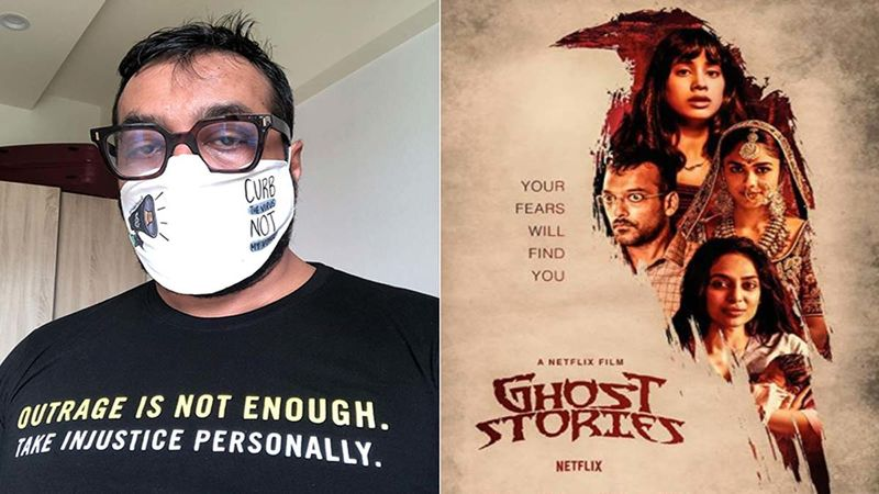 Objection Raised Against Anurag Kashyap's Short Film In Netflix's Ghost Stories