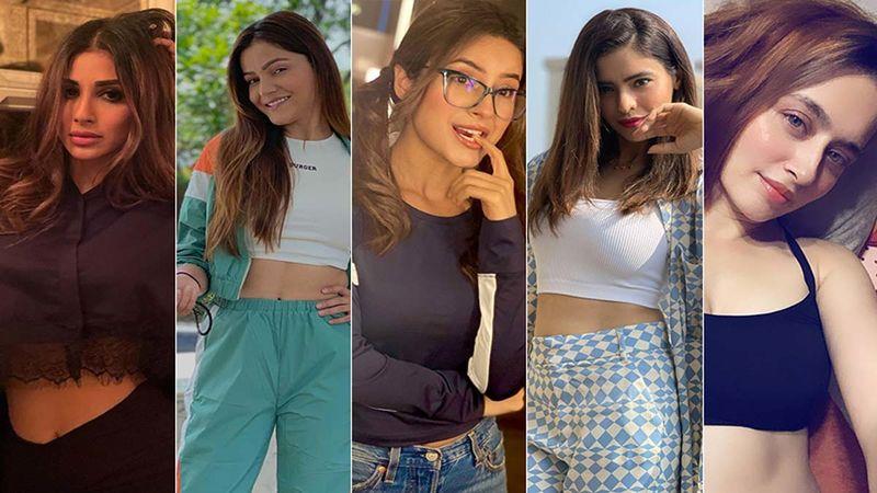 Hottest TV Actresses On Instagram This Week: Mouni Roy, Rubina Dilaik, Shehnaaz Gill, Aamna Sharif And Sanjeeda Shaikh