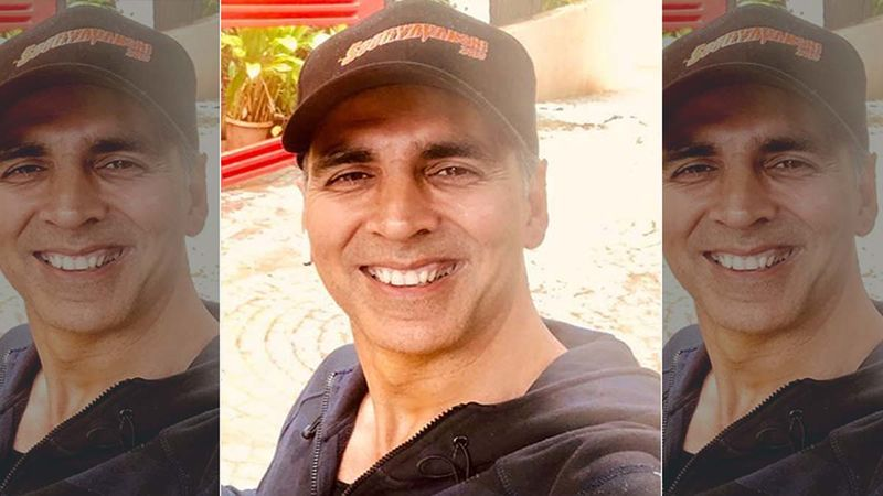 Akshay Kumar Steps Out In London After Finishing His Quarantine, Lush Green Surroundings Remind Him Of Ratlam