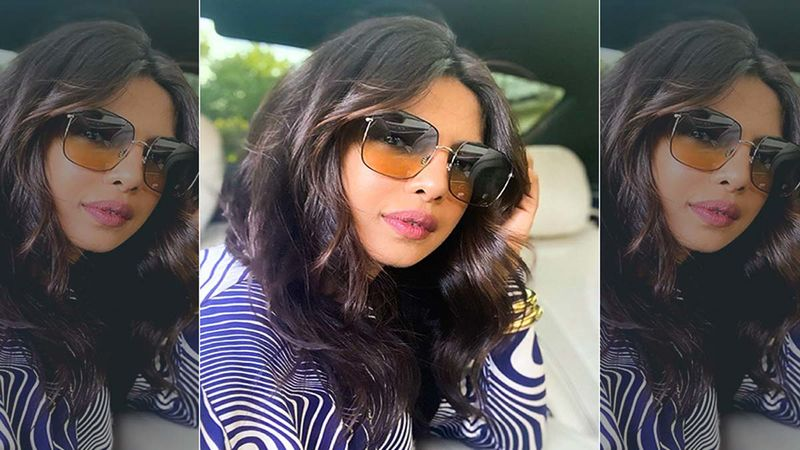 Priyanka Chopra On Resuming Work For The First Time During Pandemic: 'I Cried On The Plane, I Was Terrified'