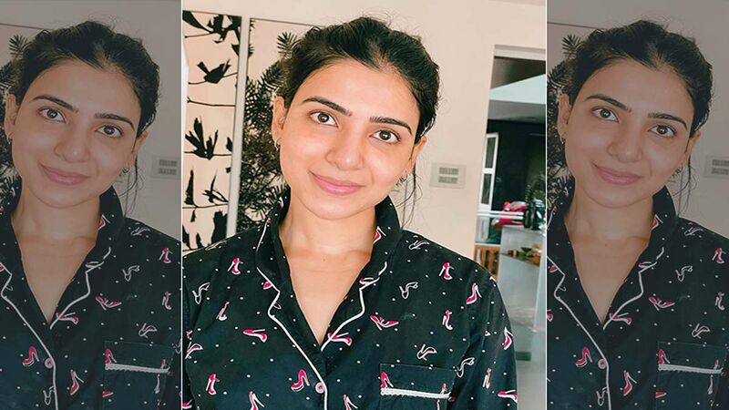 Samantha Ruth Prabhu Reacts To A Fan Asking Her, If She Is Moving To Mumbai Amidst Her Divorce Rumours