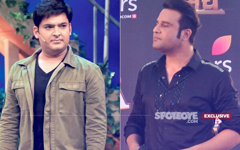This Is What Krushna Abhishek Has To Say About Kapil Sharma Ditching Comedy...