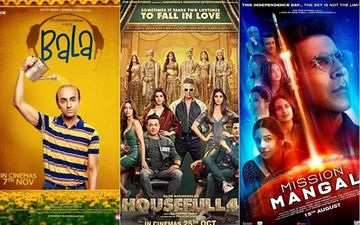 Binge Watch: Bala, Housefull 4, Mission Mangal, Super 30 And Other Films You Can Stream On Hotstar