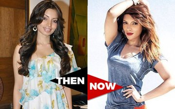 Shama Sikander's epic makeover