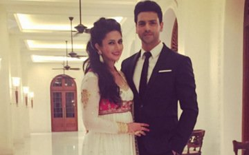 Divyanka Tripathi has a ball with Vivek