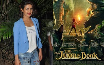 Priyanka Chopra lends her voice to The Jungle Book