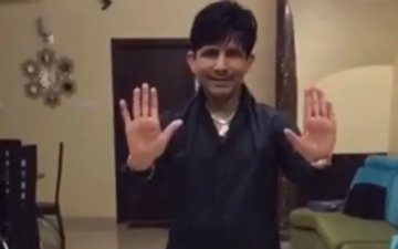 VIDEO: KRK Dancing To Beat Pe Booty Will Leave You In Splits