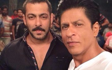 Salman: Don't make fun of Shah Rukh, I really like him