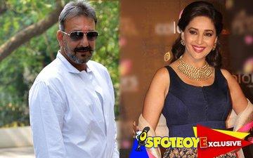 Sanjay Dutt biopic won't show his affair with Madhuri Dixit