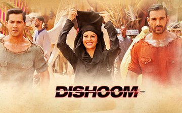 Dishoom adds muscle to its box-office collection