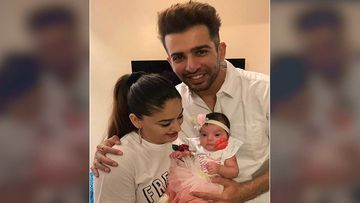 Wait, WHAT? Jay Bhanushali Just Called His Wife Mahhi Vij 'Behen' On Her IG Post