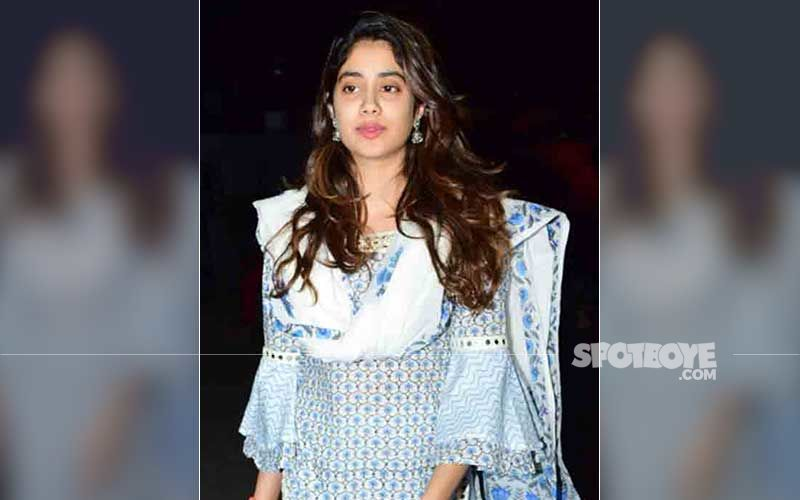 Good Luck Jerry: Janhvi Kapoor's Film Shoot In Patiala Stalled By Protesting Farmers; Actor Returns To Hotel As Mob Shouts 'Janhvi Wapas Jao'-REPORT