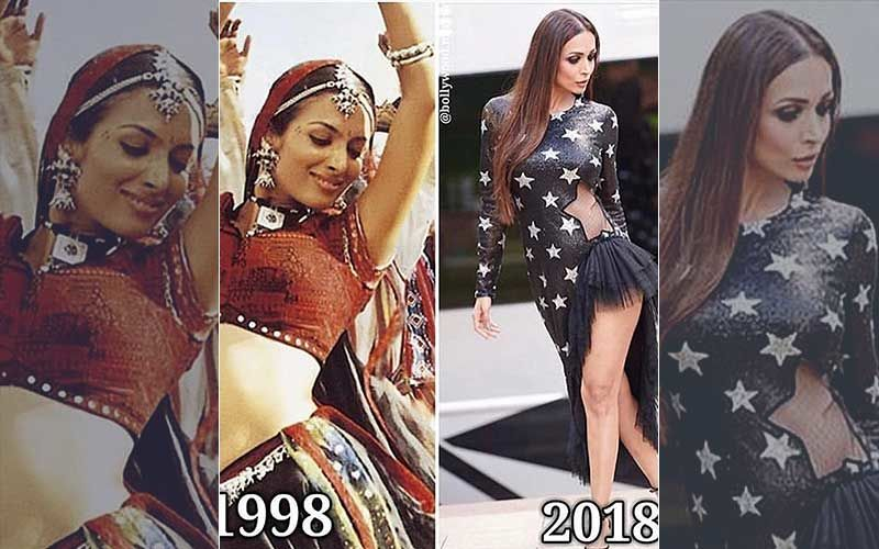 Oops! Malaika Arora Posts 20-Year-Old Pictures In #10YearChallenge; Gets Massively Trolled