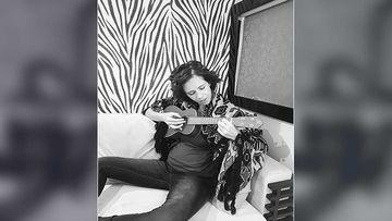 Pregnant Kalki Koechlin Learns Lullabies As Part Of 'Mummy Prep'; A Peek Inside Her Vanity Van