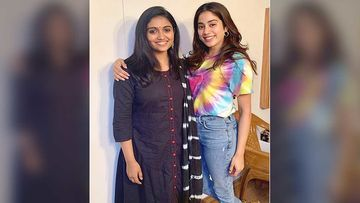 When Dhadak Met Sairat: Janhvi Kapoor Has A Fan Moment With Archi Aka Rinku Rajguru