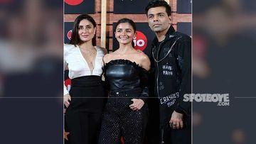 Alia Bhatt Accidentally Uses F-Word On Stage, Kareena Kapoor Khan's Reaction Will Leave You In Splits