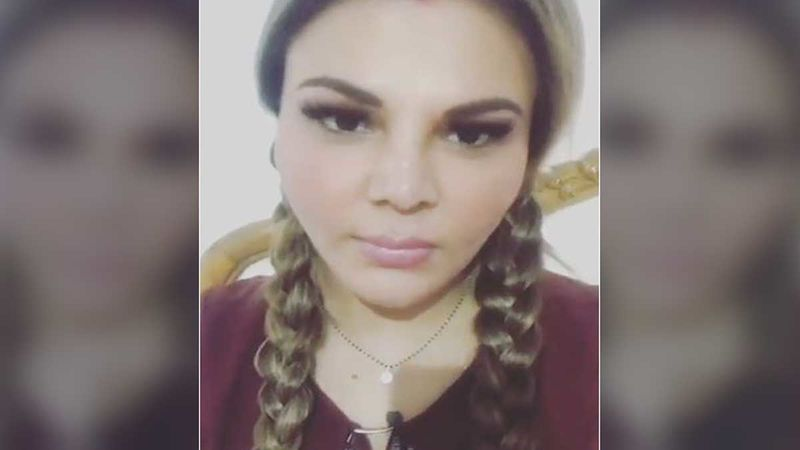 Is Rakhi Sawant's Husband Ritesh Listening? Actress Reveals How She Reacts When Someone Teases Her; Check Video