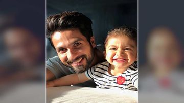 Blame Game On Kabir Singh Once Again; Misha Kapoor Failed To Recognise Shahid Kapoor And Cried To Get Away From Him
