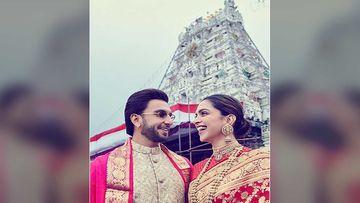 Deepika Padukone-Ranveer Singh Arrive In Amritsar To Visit Golden Temple After Their Visit To Tirupathi