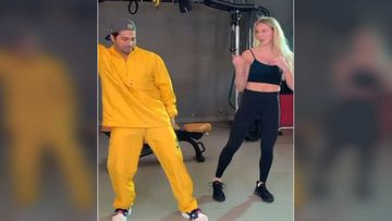 WWE Star Charlotte Flair Thanks Varun Dhawan For Getting Her 'Bollywood Ready' By Teaching Her Desi Dance Moves