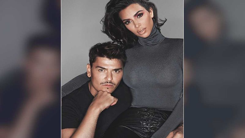 Kim Kardashian's Make-Up Artist Mario Dedivanovic Reveals His Sexual Orientation At An Awards Show