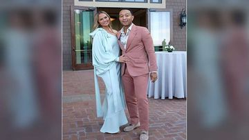 John Legend And Chrissy Teigen Take The Lie Detector Test; REVEAL They Signed A Pre-Nuptial Agreement- VIDEO