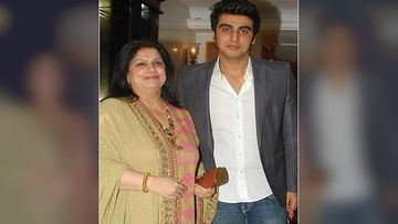 Arjun Kapoor Posts A Heartfelt Note For Late Mother With Hand-Written Letter, Says 'Don't Know Why I Am Venting'