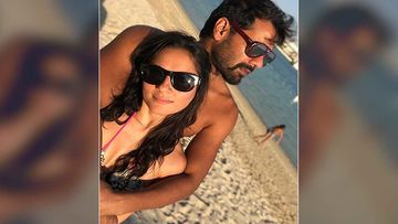 Shabir Ahluwalia And Kanchi Kaul Celebrate 8 Years Of Marriage In Dubai- Pictures Inside