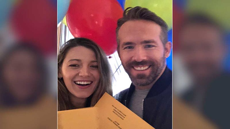Blake Lively Turns Photographer For Hubby Ryan Reynolds; The Green Lantern Actor Shares A 'Dumb' Picture