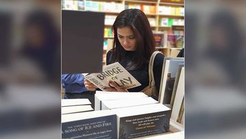 Shweta Tiwari Shares Her 'Books And Me' Story With Her Recent Picture Reading A Book