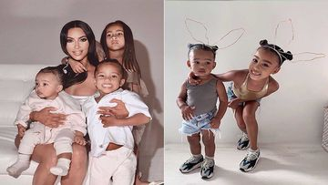 Kim Kardashian Gets Brutally Trolled For Over-Editing Daughter North West's Face Online