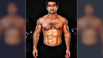 Eternals Star Kumail Nanjiani Is Now The Face Of Pornhub's Muscular Men Category; Blame It On His Shirtless Pic