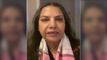 CAA Protest: Shabana Azmi Extends Her Full Support; Apologizes For Not Being Present In Person - Watch Video
