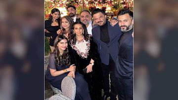 Anil Kapoor Birthday: Sonam Kapoor, Sunita Kapoor, Rhea Kapoor Wish The Actor Happy 21st As He Turns 63